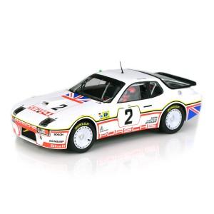 Fly Porsche 924 Turbo Le Mans 1980 No.2