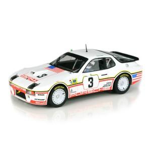 Fly Porsche 924 Turbo Le Mans 1980 No.3