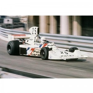 Fly Hesketh 308 GP Monaco 1975 Torsten Palm