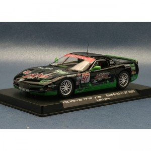 Fly Chevrolet Corvette C5 No.97 Speedvision GT 2000 A541-88059