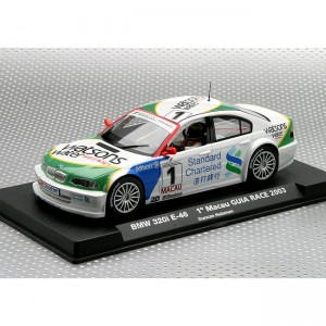 Fly BMW 320i E46 No.1 Macau 2003 A624-88107