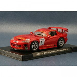 Fly Dodge Viper GTS-R No.51 British GT Champion 1998 A9