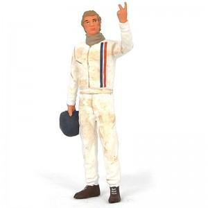 Figurenmanufaktur Racing Driver 1970 Figure