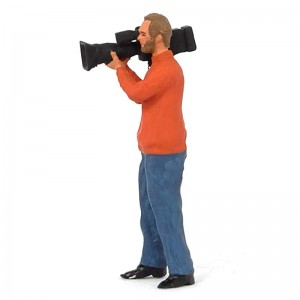 Figurenmanufaktur Cameraman Figure