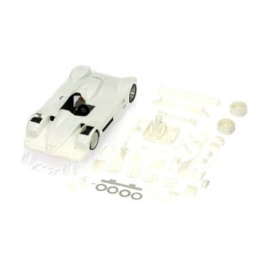 Arrow Slot BMW V12LMR White kit AR-1002D