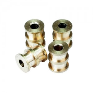Avant Slot Double Brass Axle Bearings x4 AS20414