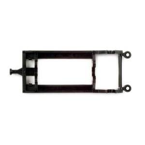 Avant Slot In Line Long Can Motor Mount Black AS20526