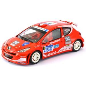 Avant Slot Peugeot 207 S2000 IRC No.3