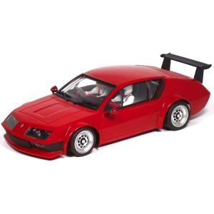 Avant Slot Renault Alpine Road Car Red