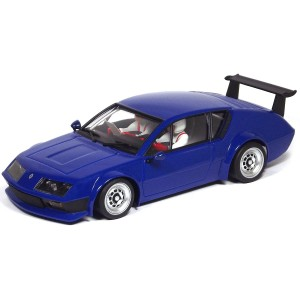 Avant Slot Renault Alpine Road Car Blue