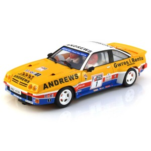 Avant Slot Opel Manta No.1 Andrews Heat For Hire