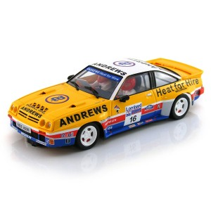 Avant Slot Opel Manta No.16 Andrews Heat For Hire