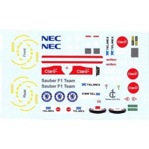 All Slot Car GP Decal Kobayashi & Perez ASGP017