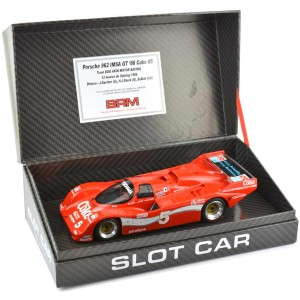 BRM 1/24 Porsche 962 IMSA GT No.5 Coke