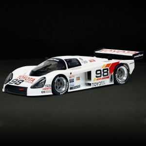 BRM Toyota 88C No.98 Dealers Ltd Edition BRM-014