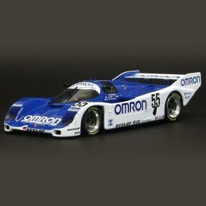 BRM Porsche 962C No.55 Omron Racing Team BRM-020