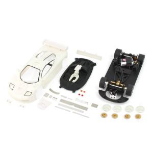 BRM McLaren F1 GTR White Kit - 1/24th Scale