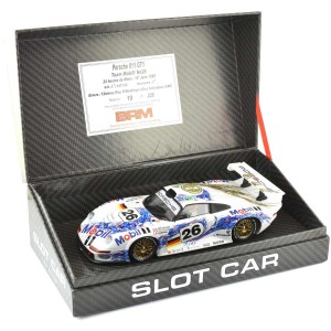 BRM Porsche 911 GT1 No.26 Le Mans 1996 - 1:24th Scale