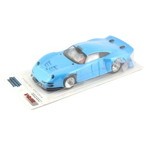 BRM Porsche 911 GT1 Kit Blue - 1:24th Scale