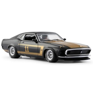 BRM Ford Mustang Boss 302 1969 Smokey Yunick No.11
