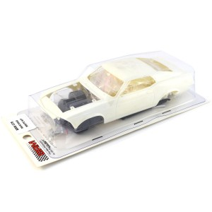 BRM 1/24 Ford Mustang Boss 302 1969-70 White Kit