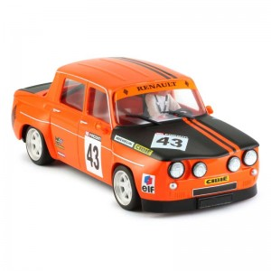 BRM Renault R8 Gordini Orange No.43