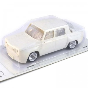 BRM 1/24 Renault R8 Gordini White Kit