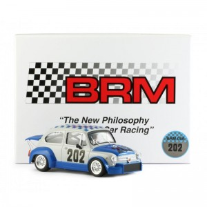 BRM Fiat Abarth 1000 TCR No.202 - 1/24th Scale