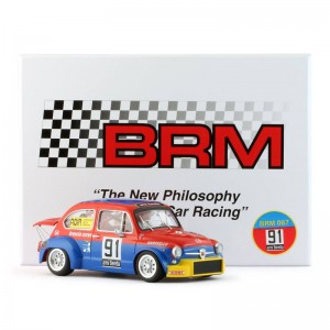 BRM Fiat Abarth 1000 TCR Armi Beretta No.91 - 1/24th Scale