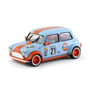 BRM Mini Cooper Gulf No.21 - 1/24th Scale
