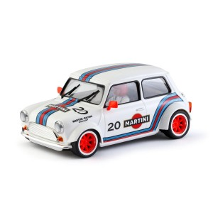 BRM Mini Cooper Martini White No.20 - 1/24th Scale