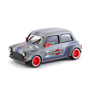 BRM Mini Cooper Martini Grey No.89 - 1/24th Scale