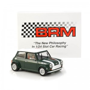 BRM Mini Cooper Classic British Green - 1/24th Scale