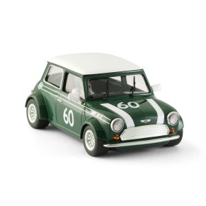 BRM Mini Cooper British Green 60th Anniversary - 1/24th Scale
