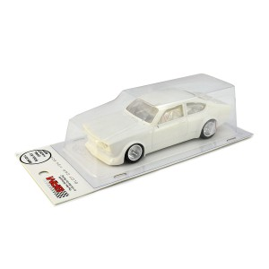 BRM Opel Kadett GT/E White Kit A - 1/24th Scale