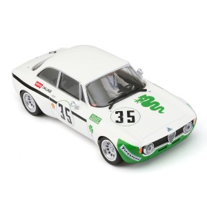 BRM Alfa Romeo GTA 1300 Junior No.35 - 1/24th Scale