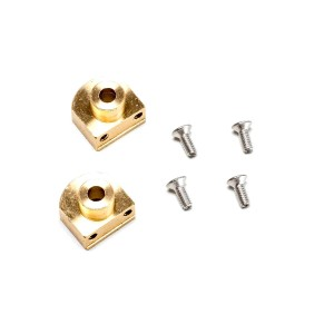 BRM Minicars Brass Axle Holders Camber