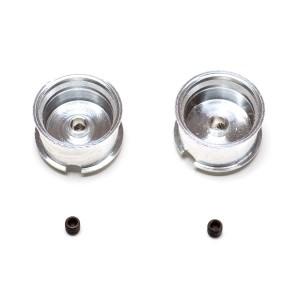 BRM Minicars Aluminium Front/Rear Wheels