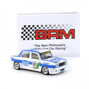 BRM Simca 1000 Rally Danome No.61 Special Edition - 1/24th Scale