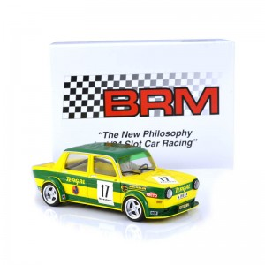 BRM Simca 1000 Rally Tergal No.17 Special Edition - 1/24th Scale