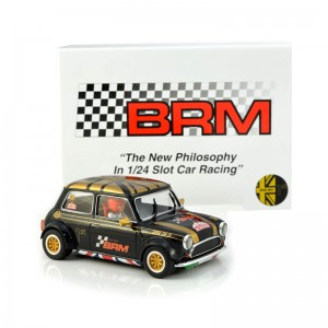 BRM Mini Cooper Classic 1st BRM World Event  - 1/24th Scale