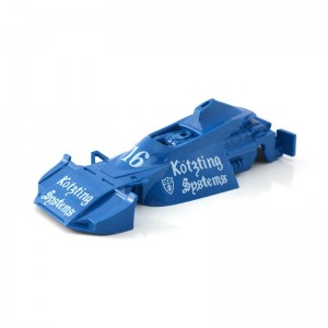 Scalextric Brabham BT44B No.16 Kotzting Blue Body