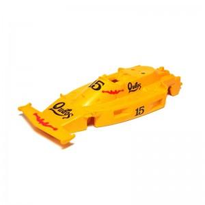 Scalextric Ferrari 312T No.15 Qudos Yellow Body