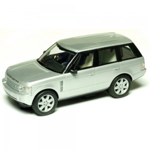 Scalextric Range Rover Silver C2819