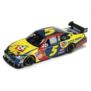 Scalextric Chevrolet Impala No.5 Kellogg's Casey Mears