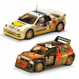 Scalextric Classic Rallycross Champions Limited Edition C3267A