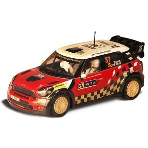 Scalextric Mini Countryman WRC No.37 C3301