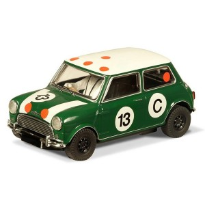 Scalextric Morris Mini Cooper S Bathurst Winner 1966 C3302