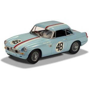 Scalextric MGB No.48 Sebring 12hr 1964 C3312