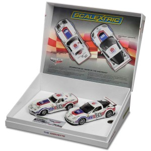 Scalextric 60 Years of Corvette Limited Edition